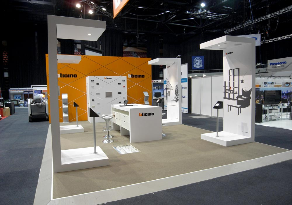 Exhibition Stand Installation : Photo gallery powertech exhibitions